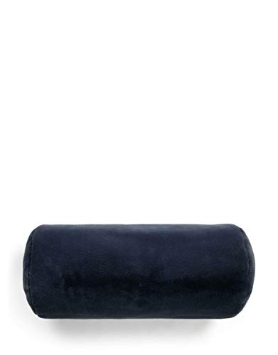ESSENZA Nackenrolle Furry Uni Blau, 22X50