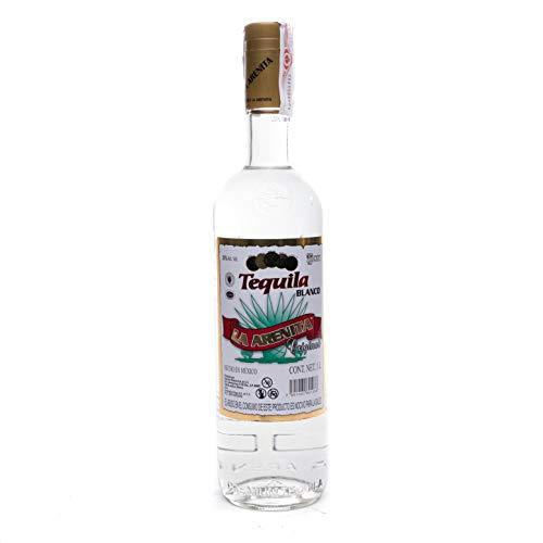 Tequila Plata 1L Tequila Blanco Hecho en México Cócteles y Combinados La Arenita