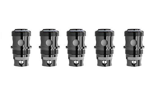 Vaptio PT1 Coil P1 TF P3 Gear Cabeza de bobina de repuesto (paquete de 5), Sin Tabaco y Sin Nicotina W4
