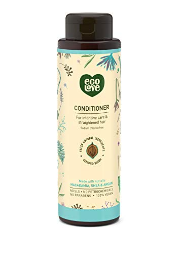 EcoLove Best Organic Conditioner for Curly Hair
