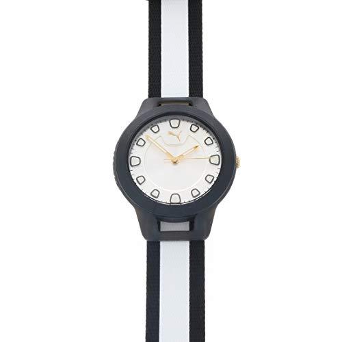 PUMA Reloj Analógico para Mujer de Cuarzo con Correa en Ninguno 1