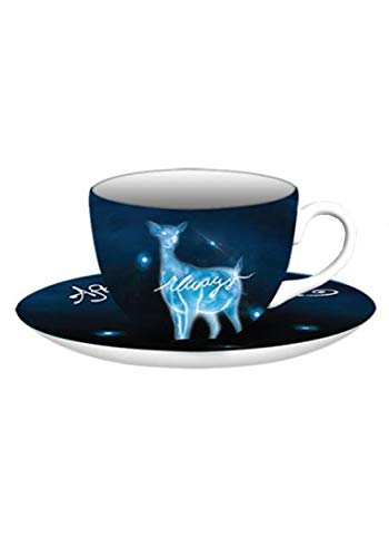 Harry Potter Tea Cup Set Patronus Always Flow Standard