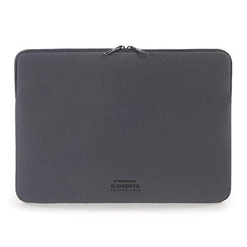 Tucano Second Skin Elements Neopren Sleeve MacBook Pro 16 Zoll, Space Grey