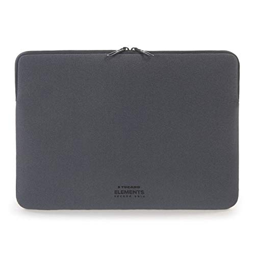 Tucano Second Skin Elements - Custodia in neoprene per MacBook Pro da 16', colore: grigio