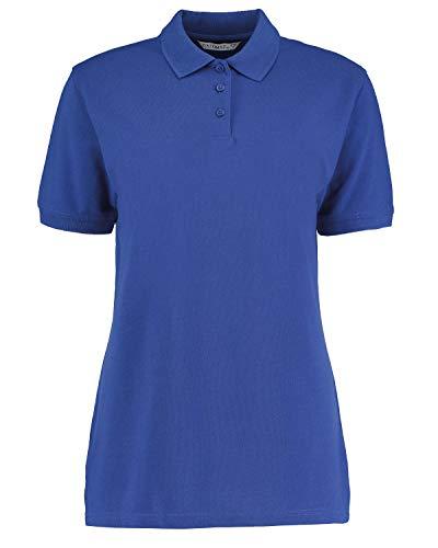 KUSTOM KIT - Polo - - Manches courtes Femme - Bleu - Bleu marine - 44