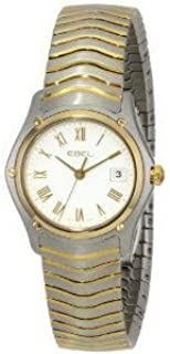 腕時計 EBEL Women's 1215646 Wave Analog Display Swiss Quartz Two Tone Watch【並行輸入品】