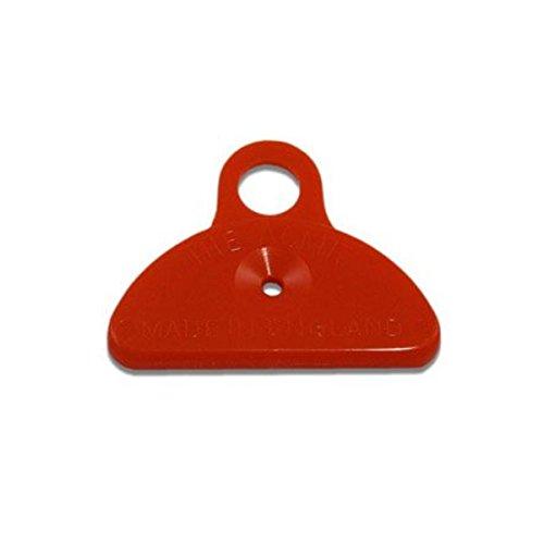 Acme Plastic Shepherds Lip Whistle 576 Dog Whistle Red