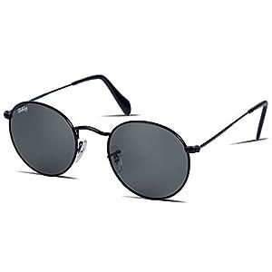 DIKLEY Gafas de sol Aviador/Redondo/Polígono Hombres Mujer Vidrio Lentes Metal Marco Gafas de sol Hombre Unisex… | DeHippies.com