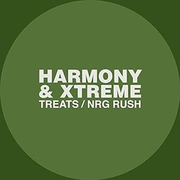 Treats / NRG Rush