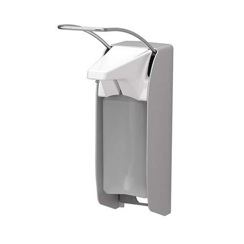 All Care 21416000 Desinfektion/Seifenspender LH Aluminium, ingo-man plus Version, 500 ml