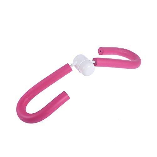 WINOMO Le thon et les fesses, la cuisse, le bras Cuisse de toner Trimmer plus léger Leg exerciseur Gym Equipment Accueil (rose)