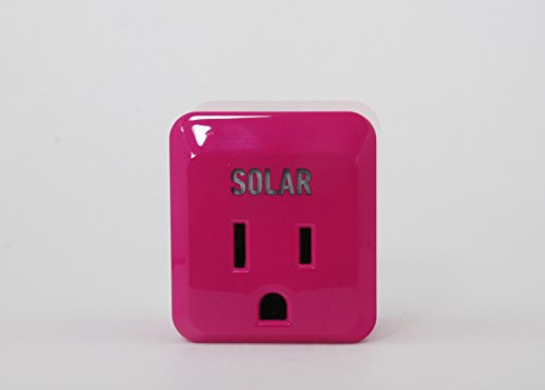 SunPort Smart Solar Plug - Smart Grid Solar Access without panels, Plug-in anywhere - Bluetooth LE...