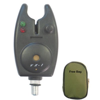VX1 CARP COARSE FISHING BITE ALARM WITH FREE BATTERY FISHING TACKLE AT IT BEST