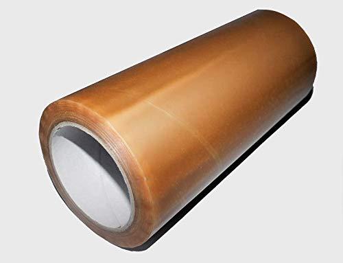5 x Polyester-Klebeband 200mm x 66m farblos Packband Paketband Tape (1m=0,061EUR)