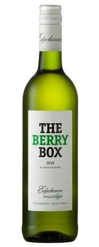 Edgebaston - The Berry Box White 2018 - Südafrikanischer Weißwein - Trocken - 6 Flaschen á 0,75L