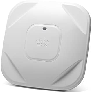 Cisco AIR-CAP1602I-E-K9 Aironet 1602i Controller Based Radio Access Point (AIR-CAP1602I-E-K9) (Certified Refurbished)