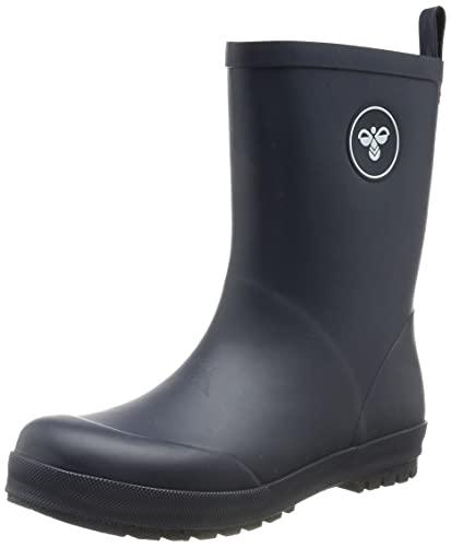 Hummel Rubber JR. Rain Boot, Violet foncÃ, 30 EU