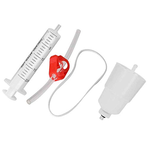 Kit para Sangrado de Frenos, Kit Completo para Purgar los Frenos y Cambio de Aceite