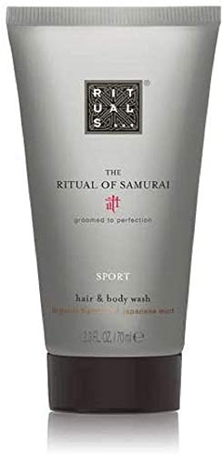 RITUALS The Ritual of Samurai Hair & Body Wash, 70 ml