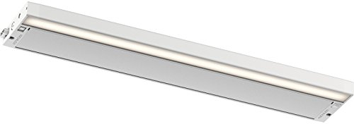 Kichler 6UCSK22WHT 6U Series Under Cabinet, 1 Light LED, Textured White