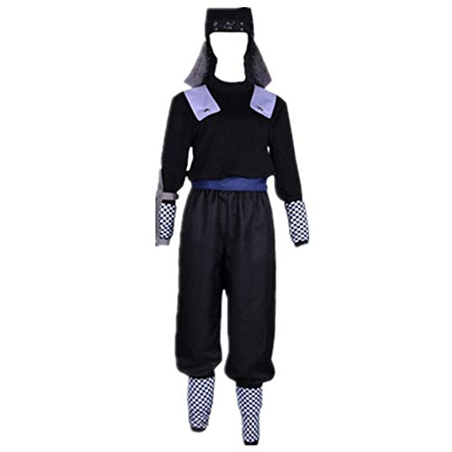 Noblecos Sarutobi Hiruzen Cosplay Costumes for Halloween Party Christmas Costumes (Male S)