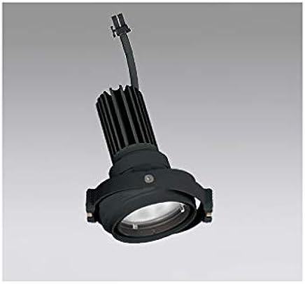 ODELIC LEDマルチユニバーサル灯体 高彩色タイプ CDM-T35W相当 ブラック 15°白色 4000K 専用調光器対応(ハウジング?電源別売) XS413182H