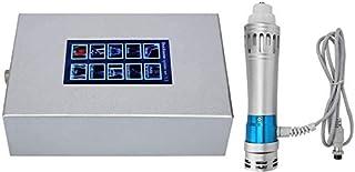 TTSTR Onda De Choque Terapia Máquina para ED Tratamiento, Electromagnético Extracorpóreo Onda De Choque Fisioterapia Instrumento con 7 Diferente Masaje Cabezas,1