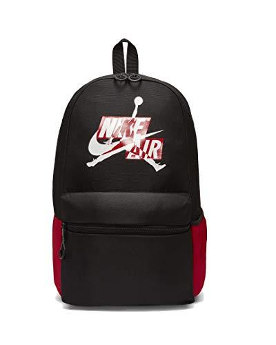 Nike Air Jordan Jumpman Classics - Mochila de viaje (talla única), color negro