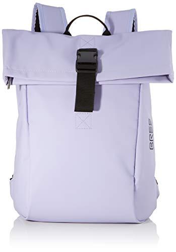 BREE Unisex-Erwachsene PNCH 92 backpack S Rucksack, Violett (Lavender), 12x42x36 cm