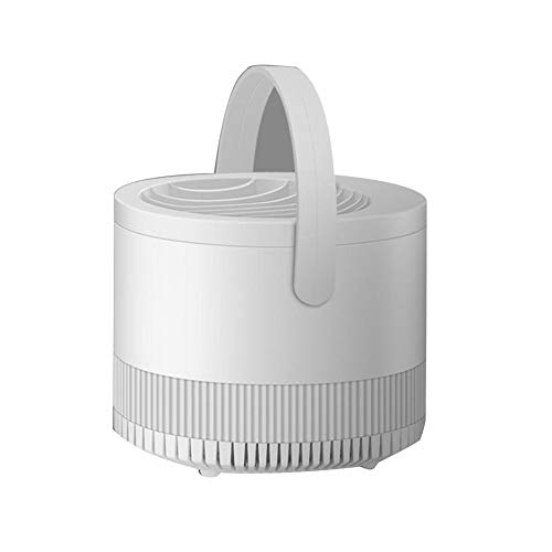 Verloco draagbare muggenlamp, USB, lamp tegen muggen, zonder straling, voor zwangere vrouwen en baby's, compact formaat voor slaapkamer, onderstoel, winkel, kantoor, reis of camping