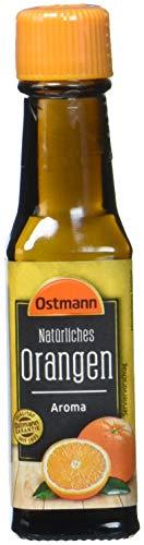 Ostmann natürliches Orangenaroma, 6er Pack (6 x 20 ml)