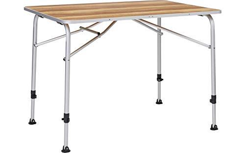 BERGER Livenza Campingtisch Gr. 1 Hell Tisch Esstisch Campingtisch Terrasse Camping Beistelltisch