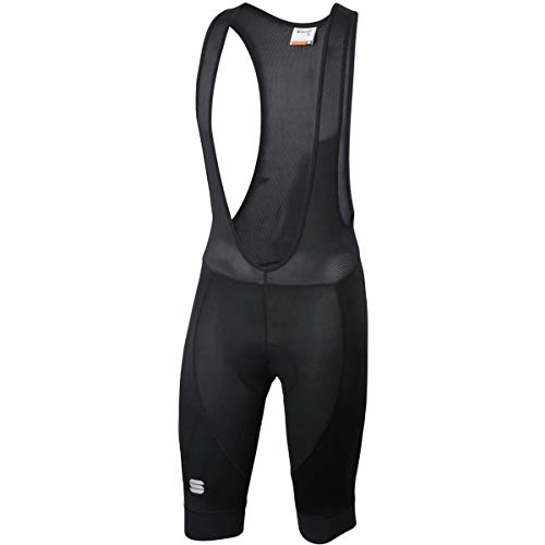 Sportful Salopette Neo Uomo, Black, S