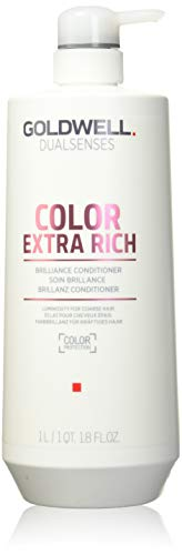Goldwell Dualsenses Color Extra Rich Brilliance Conditioner, 1er Pack (1 x 1 l)
