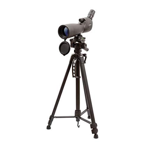 Maginon - Telescopio (20-60 x 60 mm, con aumento ajustable 20-60 y objetivo de 60 mm)