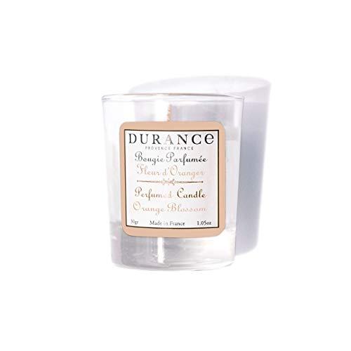 Durance - Vela perfumada con aroma de flor de naranjo