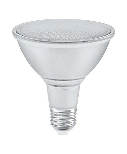 Osram LED Parathom PAR38 Reflektorlampe, Sockel: E27, Warm White, 2700 K, 12, 50 W, Ersatz für 120-W