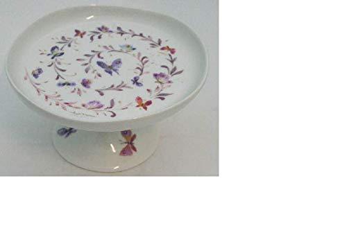 CARBOMBONIERE ALZATINA PORC. Farfalle Colorate