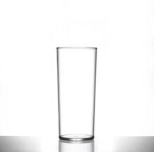 398 ml Molto Grandi Confezione da 4 Cater4You Bicchieri da Vino in policarbonato praticamente infrangibili