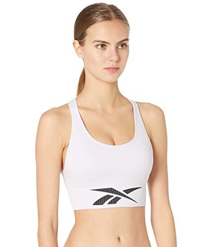Reebok Training Essentials Sports Bra, Luminous Lilac, M