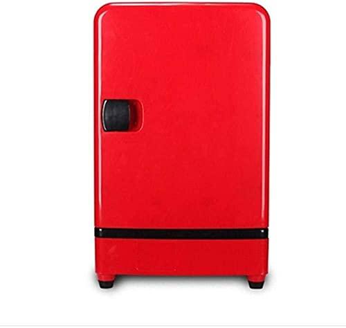 CDFCB 20L Refrigerador de automóvil/Refrigeración Dual Puede controlar la Pantalla Digital/Hogar y Coche Dual Uso (220V / 12V) / Dormitorio Cosmetics Refrigerador