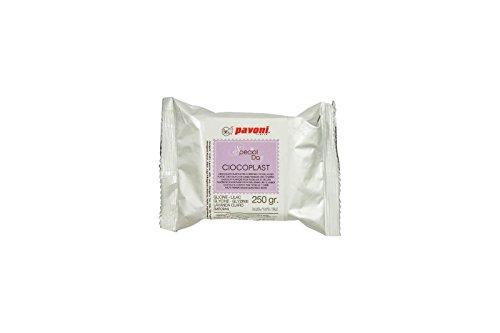 Modellier Schokolade 250 gramm Lilac