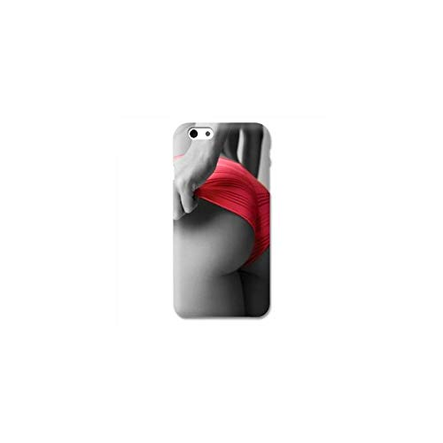 Cokitec Case Schale iPhone 7 Sexy - Tanga Rouge N