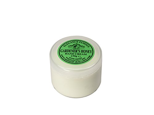 Famous Gardener's Honey Hand Cream 150g by Elegance Natural Skin Care by Elegance Natural Skin Care