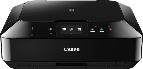 Canon MG7150 Pixma Farbtintenstrahldrucker (Drucker, Kopierer, Scanner, USB, WLAN) schwarz