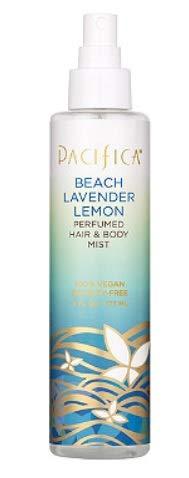 Pacifica Beach Lavender Lemon Perfumed Hair & Body Mist 6oz, pack of 1