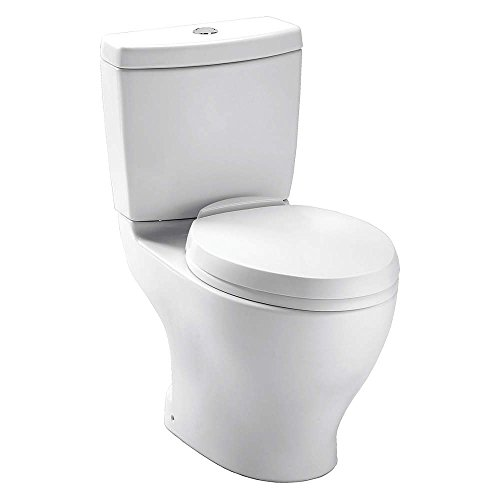 Toto Aquia Two-Piece Dual Flush Toilet