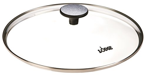 Lodge Tempered Glass Lid, 10.25-inch
