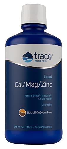 Liquid Cal/Mag/Zinc Natural Pina Colada Flavor 32...