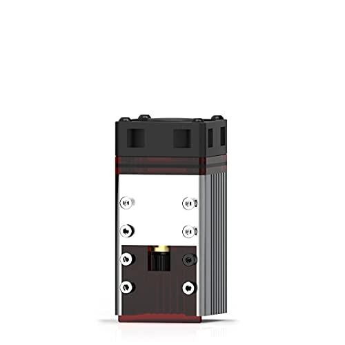 NEJE 7,5 W Lasermodul kopf Verstellbares Objektiv Gravurzubehör Ersatz zubehör für Laser Graviermaschinen Lasergravierer CNC Laserkopf Carving Arduino